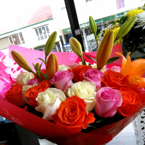 Flower delivery Nairobi